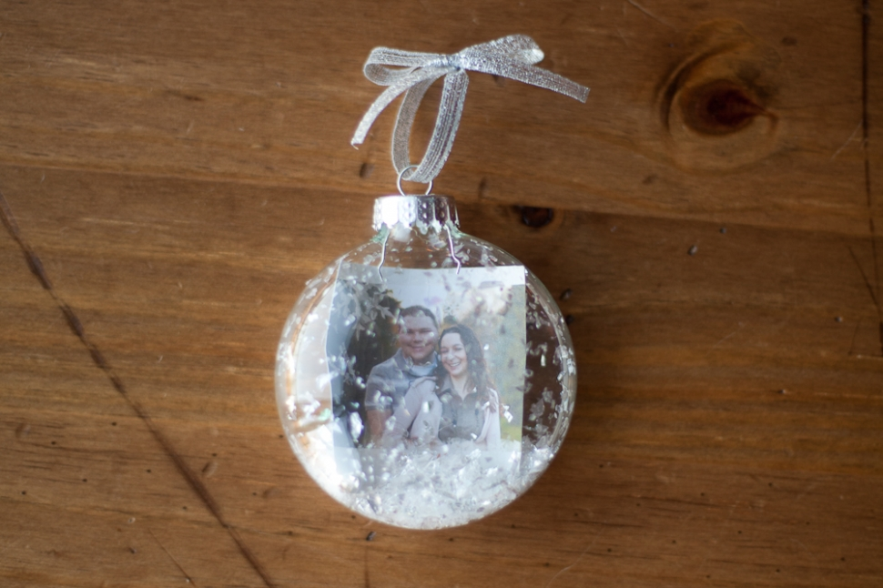 diy with rp how to make a snow globe christmas ornament